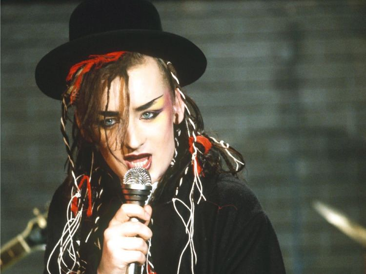 Boy George Boy George Bad karma Features Culture The Independent