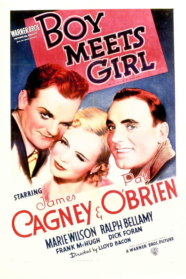 Boy Meets Girl (1938 film) wwwgstaticcomtvthumbmovieposters4590p4590p