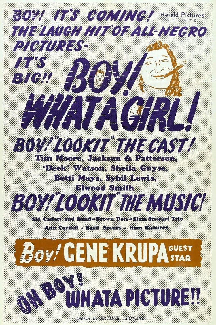 Boy! What a Girl! wwwgstaticcomtvthumbmovieposters20848p20848