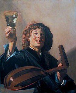 Boy with a Glass and a Lute httpsuploadwikimediaorgwikipediacommonsthu