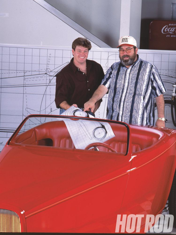 Boyd Coddington Boyd Coddington Hot Rod Designer Legend Ultimate Hot Wheels