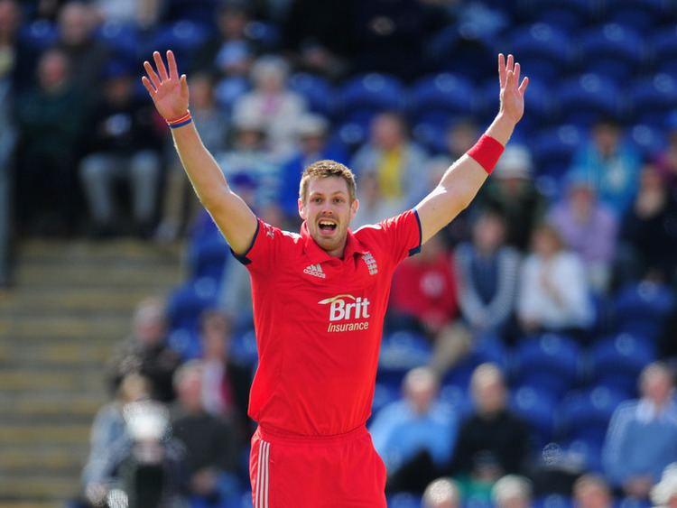 Boyd Rankin Player Profile Warwickshire Sky Sports Cricket