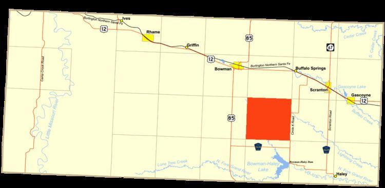 Boyesen Township, North Dakota