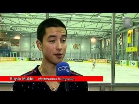 Boyito Mulder Boyito Mulder wint NK kunstrijden YouTube