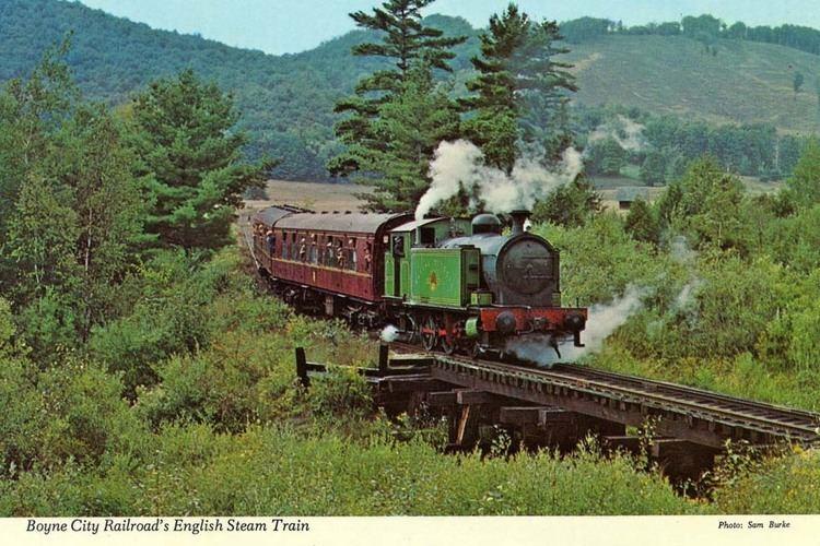 Boyne City Railroad wwwrailroadmichigancomboyne006jpg
