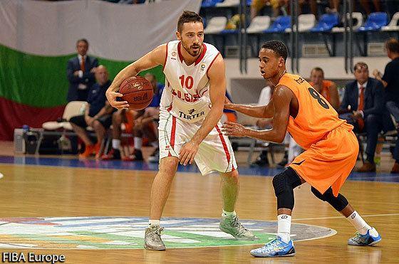 Bozhidar Avramov Bozhidar Avramov EuroBasket 2015 FIBA Europe