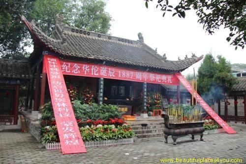 Bozhou Beautiful Landscapes of Bozhou