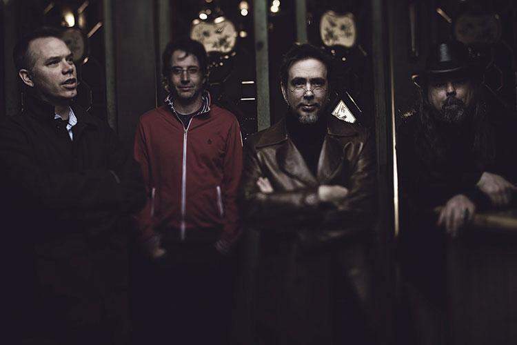 Brad (band) London gig Brad founded by Pearl Jam guitarist play Islington