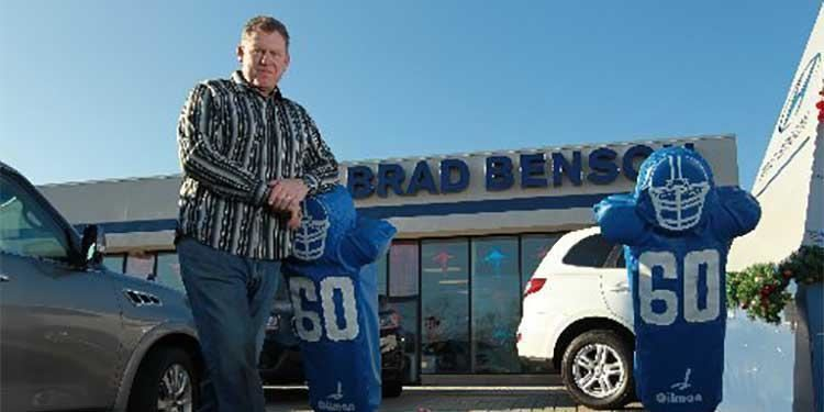 Brad Benson The Official Website of Brad Benson