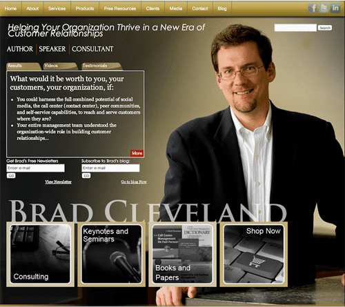 Brad Cleveland Brad Cleveland The Chad Barr Group