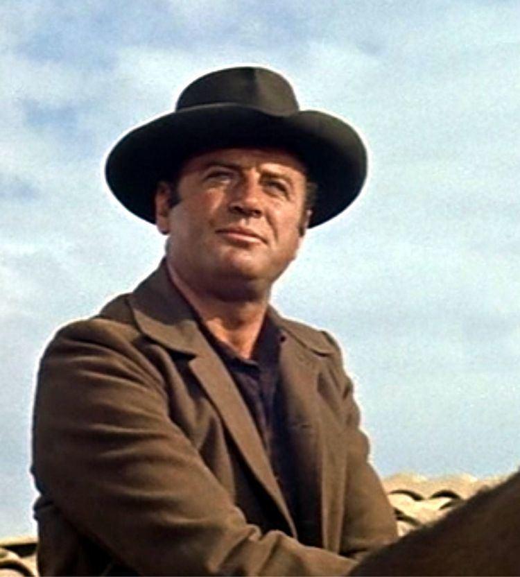 Brad Dexter Brad Dexter My Favorite Westerns