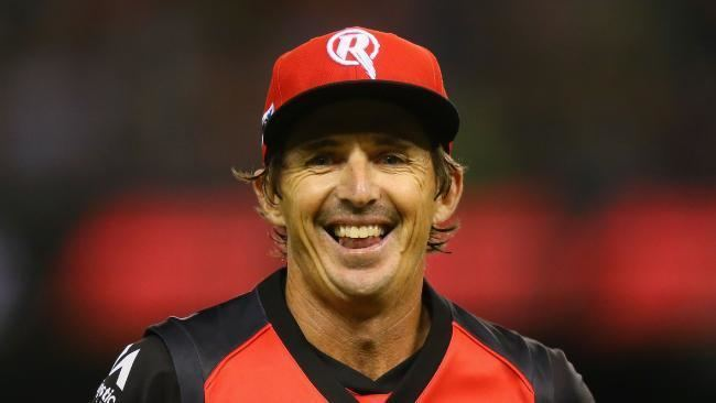 Brad Hogg (baseball) Brad Hogg T20 Big Bash Melbourne Renegades Fixtures results