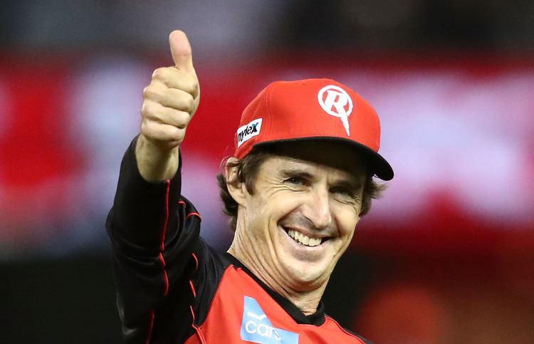 Brad Hogg (baseball) Brad Hogg comes forth in support of Virat Kohli asks Australians to