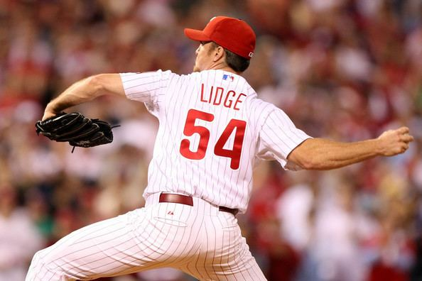 Brad Lidge lidge Crossing Broad