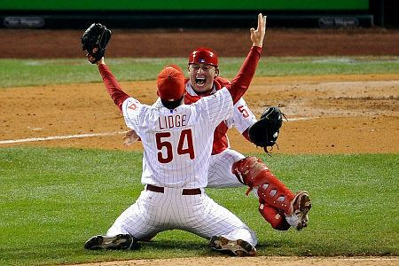 Brad Lidge Closure for the Fans of the 2008 Phillies The Odyssey