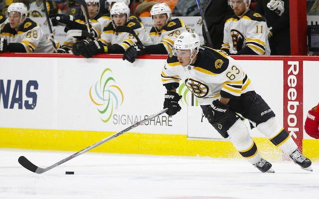 Brad Marchand How Brad Marchand turned into a goalscoring machine for the Bruins