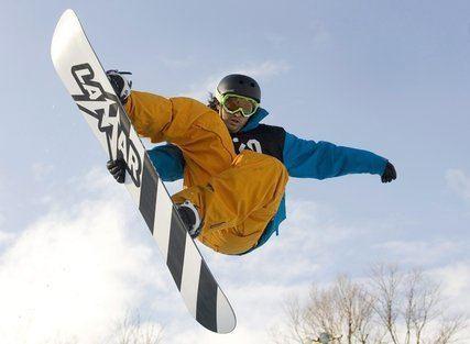 Brad Martin (snowboarder) The My Hero Project Brad Martin