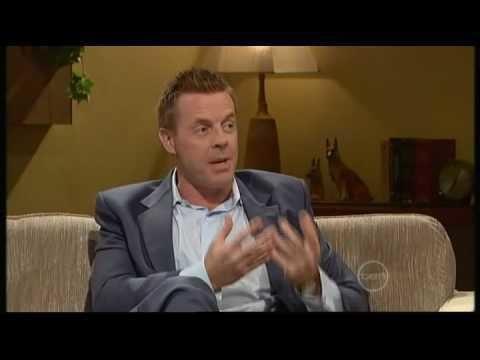 Brad McEwan Shaun Micallef interviews Brad McEwan YouTube