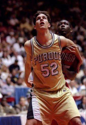Brad Miller (basketball) Basketbawful