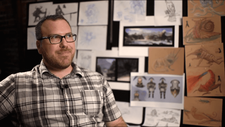 Brad Muir Double Fine project lead Brad Muir moving to Valve