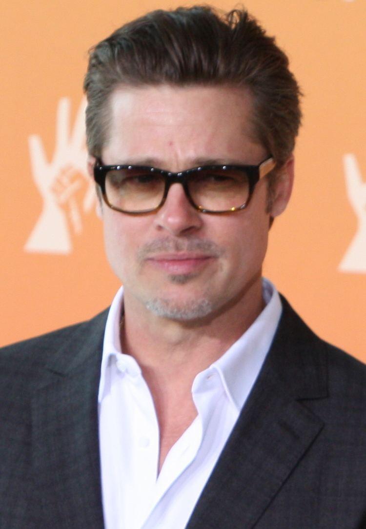 Brad Pitt Brad Pitt Wikipedia the free encyclopedia