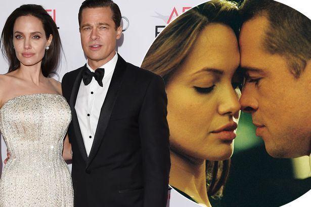 Brad Pitt Brad Pitt and Angelina Jolie living separate lives for months