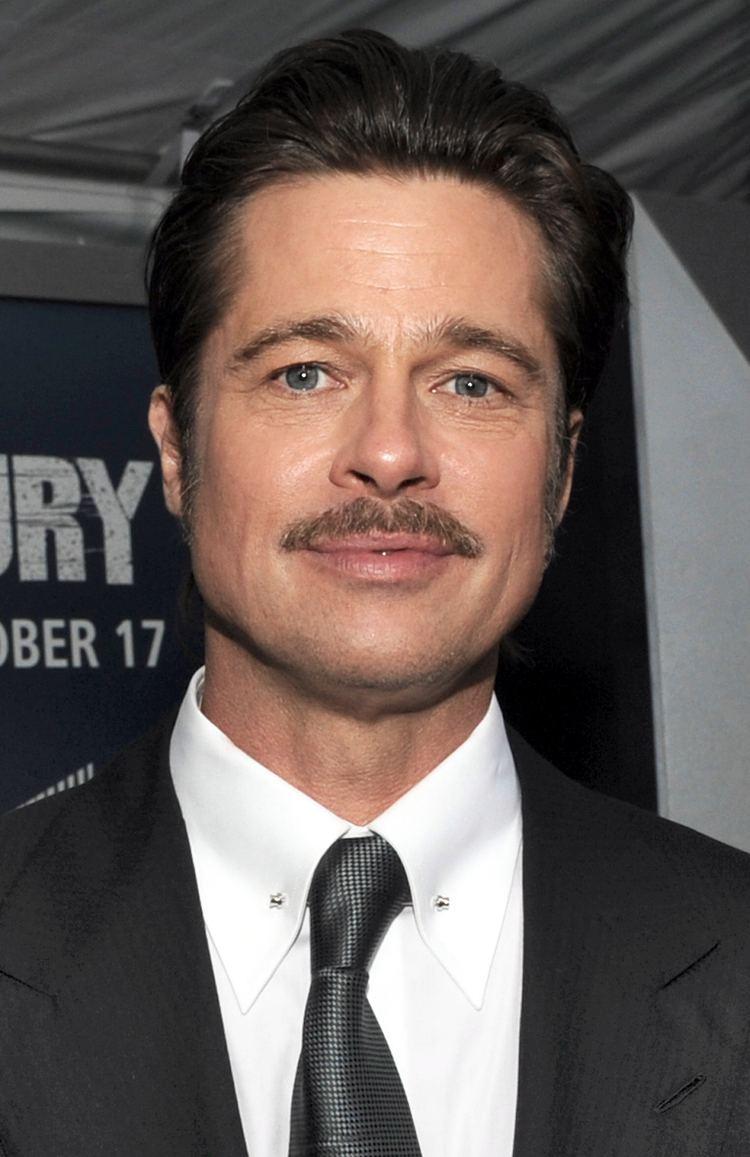 Brad Pitt httpsuploadwikimediaorgwikipediacommons55