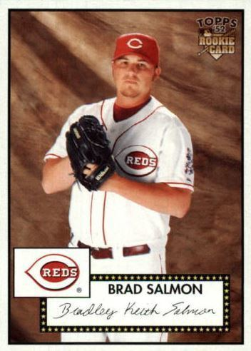 Brad Salmon Brad Salmon Baseball Statistics 19992010