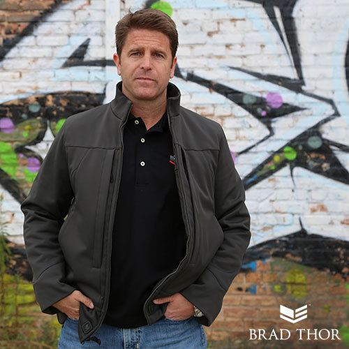 Brad Thor Brad Thor Fans Will Be Thrilled by What Glenn Beck Is