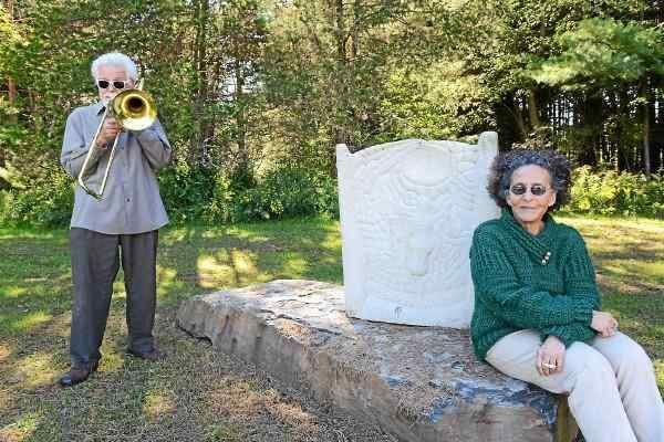 Bradford Graves Bradford Graves Sculpture Park in Kerhonkson an open tribute video