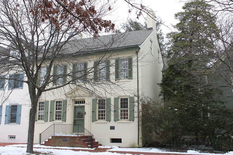 Bradford-Loockerman House