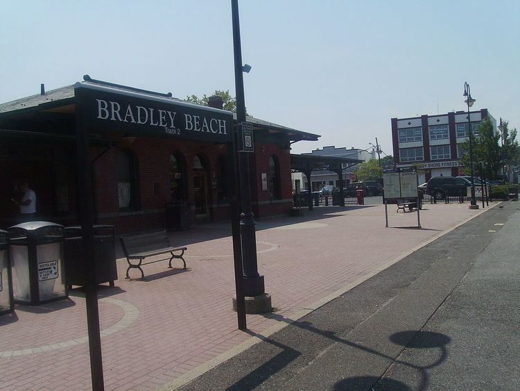 Bradley Beach station