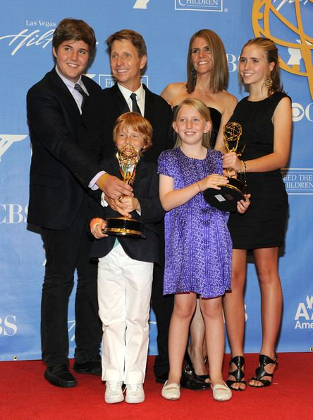Bradley Bell Bradley Bell and Oliver Bell Photos 37th Annual Daytime