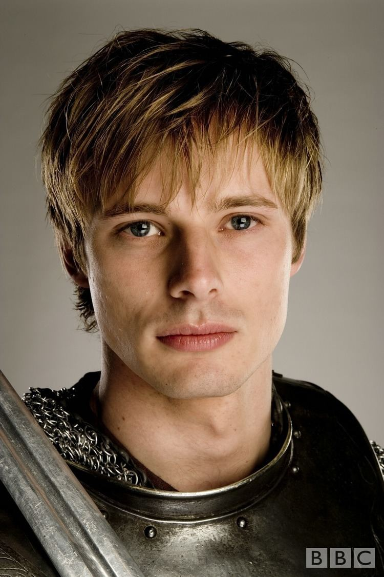 Bradley James (born 1983)