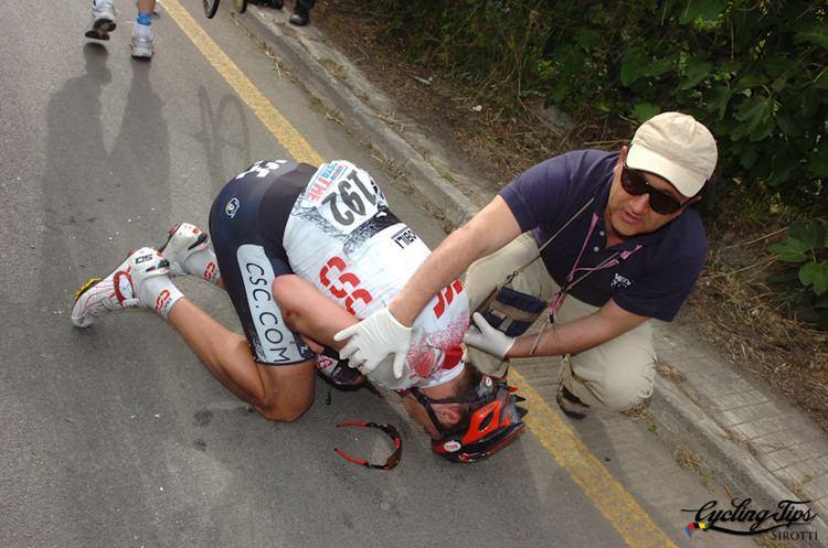 Bradley McGee Bradley McGee Legend CyclingTips