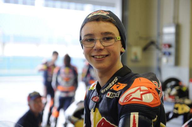 Bradley Ray Bradley Ray enters Spanish Championship with Team Larresport