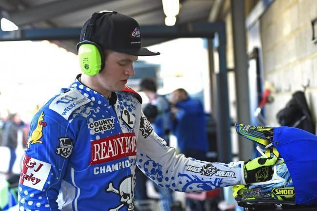 Brady Kurtz Speedway Garry May backs Brady Kurtz to be a Grand Prix rider