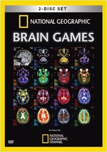 Brain Games (National Geographic) Amazoncom Brain Games Season 1 Jeremiah Crowell Movies amp TV