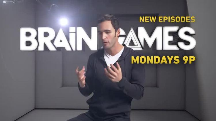 Brain Games (National Geographic) National Geographic Tv Channel quotBrain Games 1quot TV Commercial