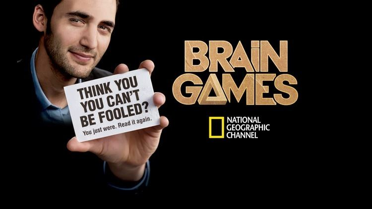Brain Games (National Geographic) Brain Games Cancelled Or Renewed For Season 6 Renew Cancel TV