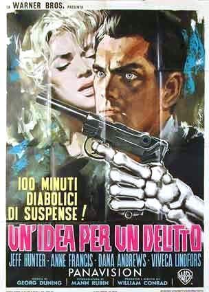 Brainstorm (1965 film) Brainstorm 1965 Film Noir of the Week