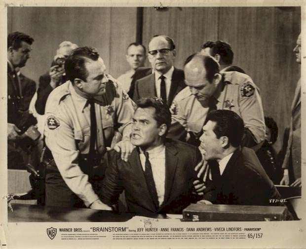 Brainstorm (1965 film) Rare film classics SILENT talkies TV on DVD Brainstorm 1965