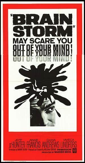 Brainstorm (1965 film) Brainstorm movie posters at movie poster warehouse moviepostercom