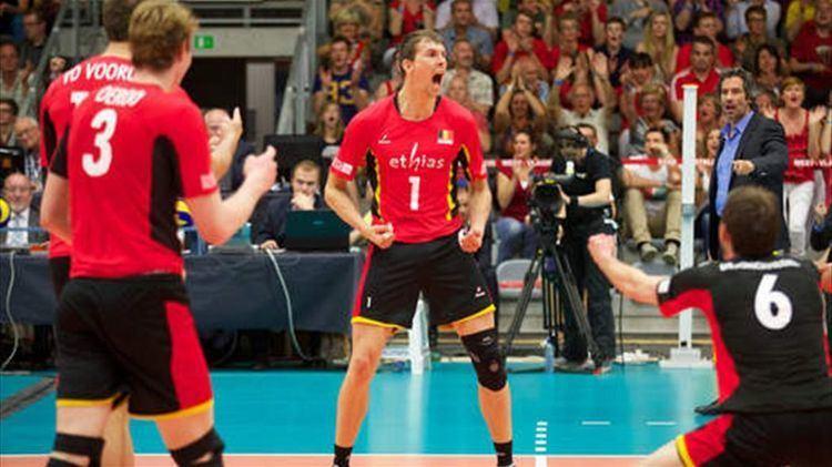 Bram Van Den Dries UN IL SUR BRAM VAN DEN DRIES Ligue A 20152016 Volleyball