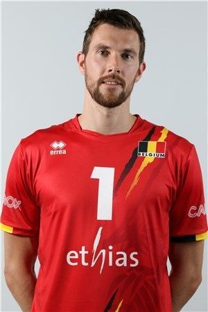Bram Van Den Dries Player Bram Van Den Dries FIVB Volleyball World League 2017