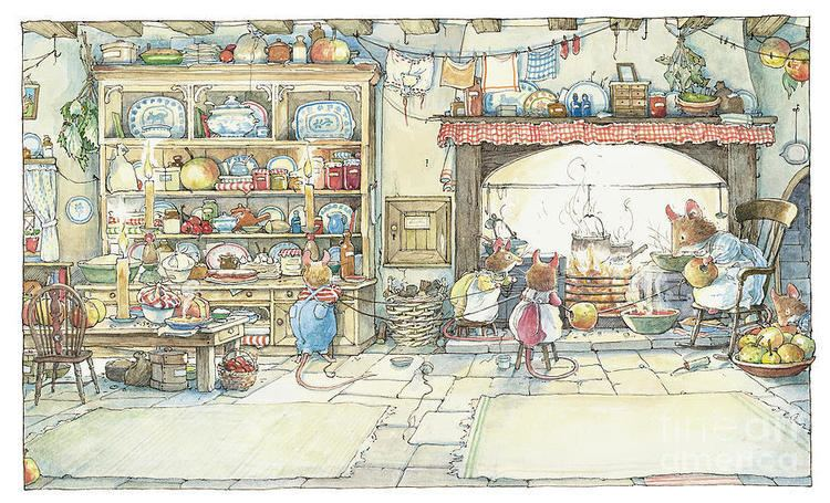 Brambly Hedge Brambly Hedge Artwork for Sale Shepherds Bush London United