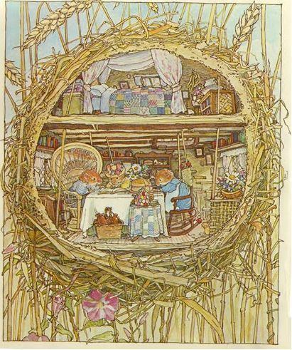 Brambly Hedge httpssmediacacheak0pinimgcom736x8a0373