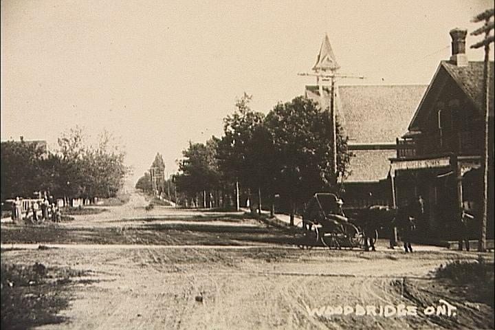 Brampton in the past, History of Brampton