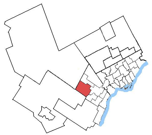 Brampton West (provincial electoral district)