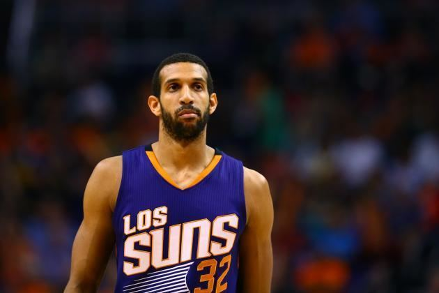 Brandan Wright Brandan Wright Reportedly Agrees to 3Year Contract with